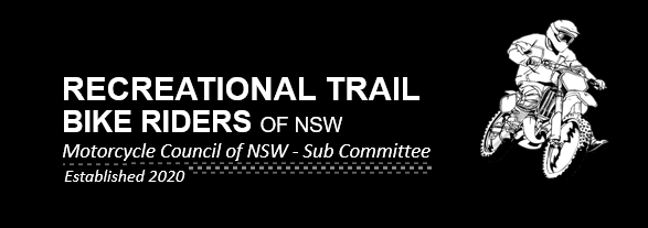 Motorcycle Council of NSW Recreational Trail Bike Riders Sub-Committee